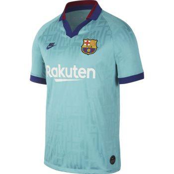 Nike FCB M NK BRT STAD JSY SS 3R, moški nogometni dres, modra