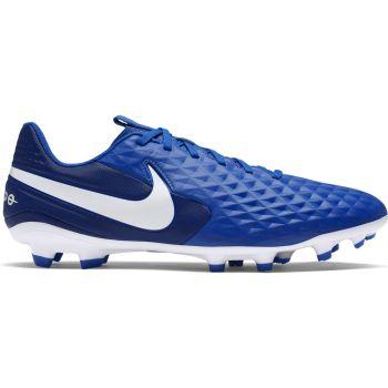 Nike LEGEND 8 ACADEMY FG/MG, moški nogometni čevlji, modra