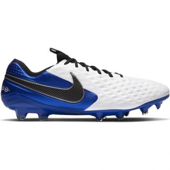 Nike LEGEND 8 ELITE FG, moški nogometni čevlji, bela