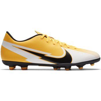 Nike VAPOR 13 CLUB FG/MG, moški nogometni čevlji, bela