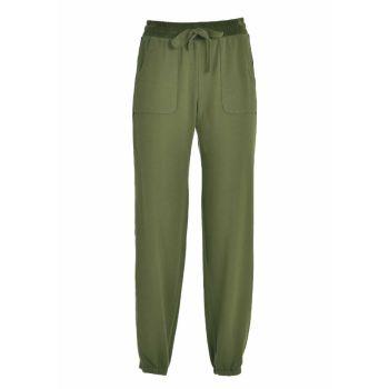 Deha PANTALONE JOGGER, hlače ž., zelena