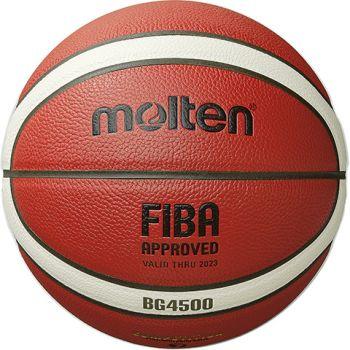 Molten B7G4500, košarkarska žoga, oranžna