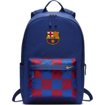 Nike STADIUM FCB, nogometni nahrbtnik, vijolična