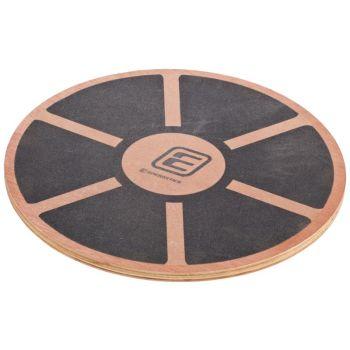 Energetics BALANCE BOARD, deska za ravnotežje, črna