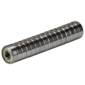 Firefly ABEC 5, ležaji za rolerje, srebrna