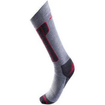 McKinley BEMY II, moške smučarske nogavice, siva