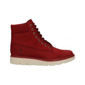 Timberland KENNISTON LACE, ženski čevlji, rdeča