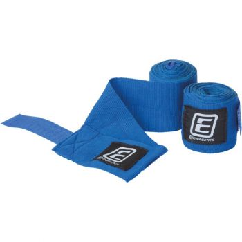 Energetics BOXBANDAGE ELASTIC TN, boksarski povoj, modra