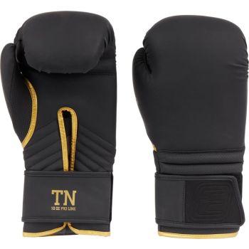 Energetics BOXING GLOVE PU TN, boksarske rokavice, črna