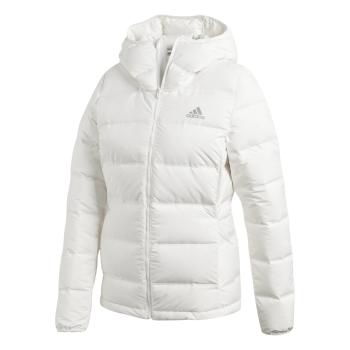 adidas W HELIONIC HO J, ženska jakna, bela