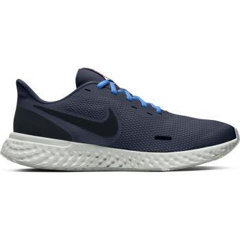 Nike REVOLUTION 5, moški tekaški copati, modra