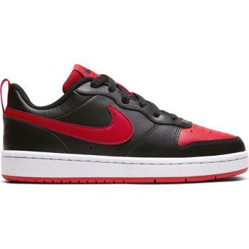 Nike COURT BOROUGH LOW 2 (GS), otroški športni copati, črna