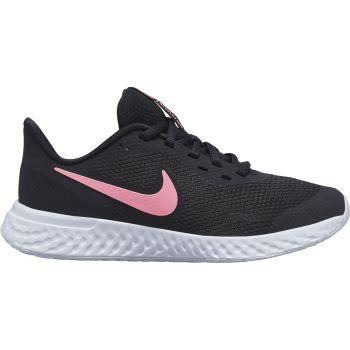Nike REVOLUTION 5 (GS), otroški športni copati, črna