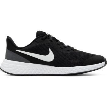 Nike REVOLUTION 5 (GS), otroški tekaški copati, črna