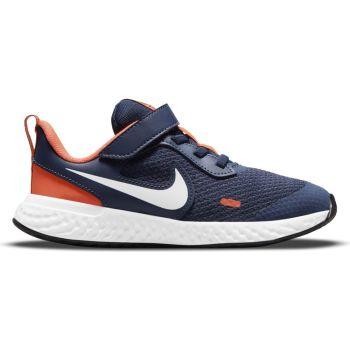 Nike REVOLUTION 5 (PSV), otroški tekaški copati, modra