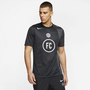 Nike M NK FC AWAY JSY SS, maja m.kr nog, črna