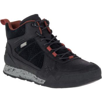 Merrell BURNT ROCK MID WP, moški čevlji, črna