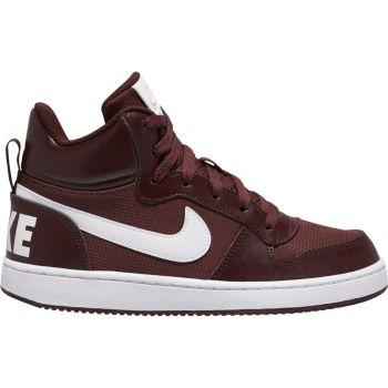 Nike COURT BOROUGH MID PE (GS), otroški športni copati, rdeča