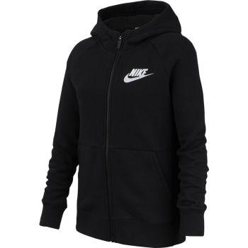 Nike G NSW PE FULL ZIP, jopa o., črna