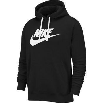 Nike M NSW CLUB HOODIE PO BB GX, moški pulover, črna