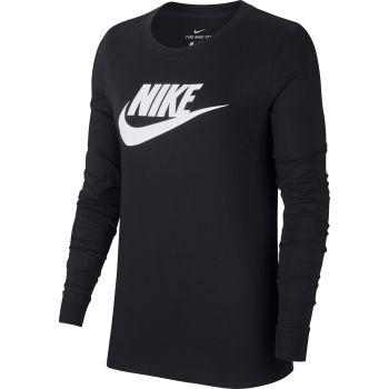 Nike SPORTSWEAR LONG-SLEEVE T-SHIRT, ženska majica, črna