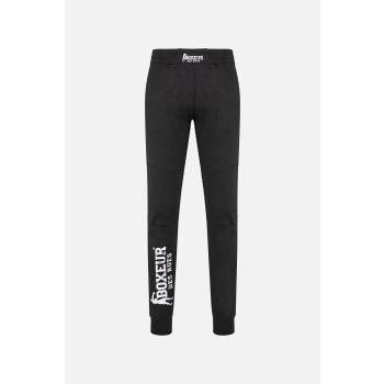 Boxeur MAN LONG PANTS, moške hlače, črna