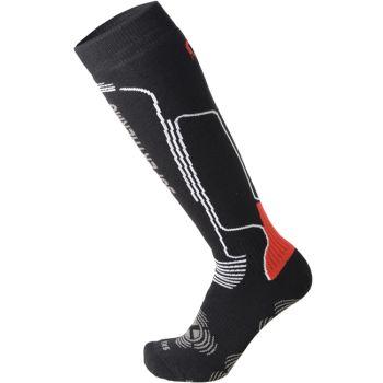 Mico SUPERTHERMO PRIMALOFT SKI SOCKS, moške smučarske nogavice, črna