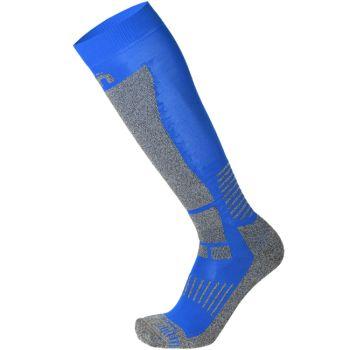 Mico WARM CONTROL SKI SOCKS, moške smučarske nogavice, modra