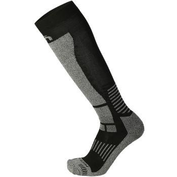 Mico WARM CONTROL SKI SOCKS, moške smučarske nogavice, črna