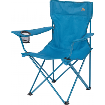 McKinley CAMP CHAIR 200, stol, modra