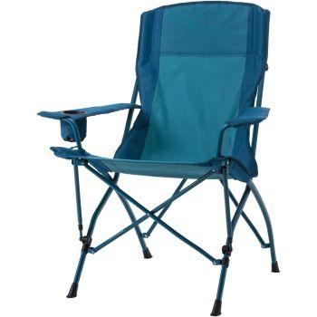 McKinley CAMP CHAIR 400, stol, modra