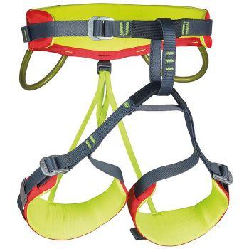 Camp ENERGY JR, plezalni pas, rdeča
