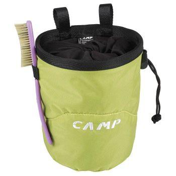 Camp ACQUALONG, pripomočki za plezanje, zelena