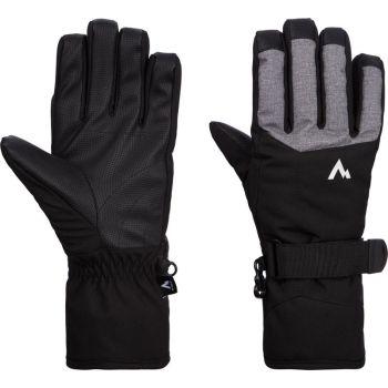 McKinley CARSON II JRS, otroške rokavice, črna