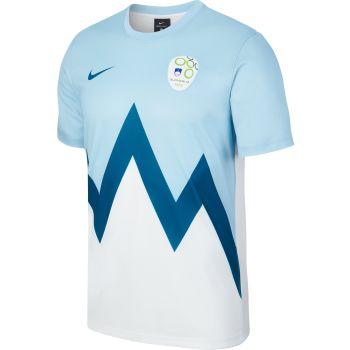 Nike SVN M NK BRT FTBL TOP SS HM, moški nogometni dres, modra