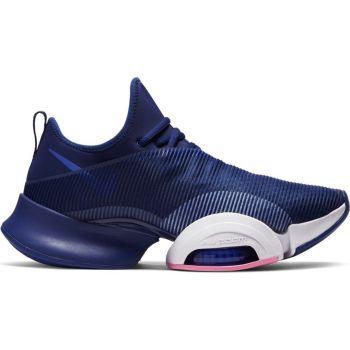 Nike AIR ZOOM SUPERREP, moški fitnes copati, modra