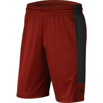 Nike JORDAN DRI-FIT AIR SHORTS, moške košarkarske hlače, rdeča