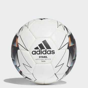 adidas STABIL TRAIN 9, rokometna žoga, bela