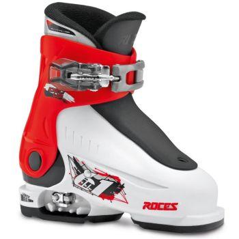 Roces IDEA UP, otroški smučarski čevlji, bela