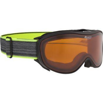 Alpina CHALLENGE 2.0 DH, smučarska očala, črna