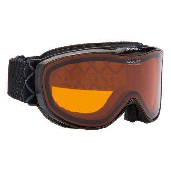 Alpina CHALLENGE S 2.0 D, smučarska očala, črna