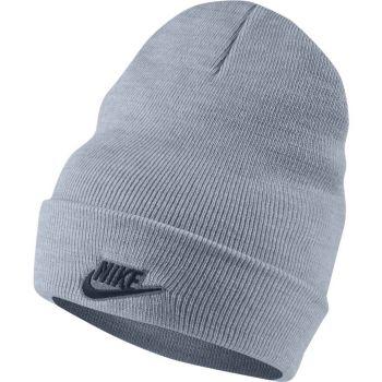 Nike U NSW CUFFED BEANIE UTILITY, kapa, siva