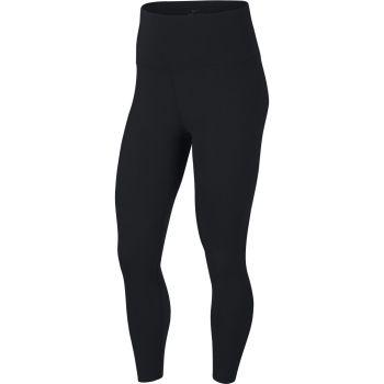 Nike YOGA LUXE 7/8 INFINALON LEGGINGS, ženske fitnes 7/8 pajke, črna