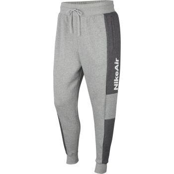 Nike M NSW NIKE AIR PANT FLC, moške hlače, siva