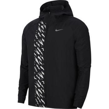 Nike M NK ESSNTL JKT WR PO GX, moška jakna, črna