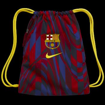 Nike FC BARCELONA STADIUM SOCCER GYM SACK, torbica, rdeča