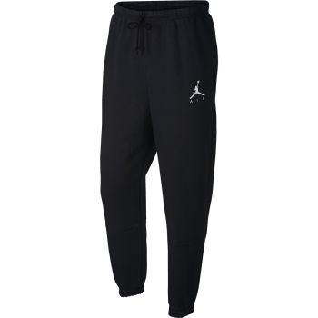 Nike JORDAN JUMPMAN AIR FLEECE PANTS, moške hlače, črna