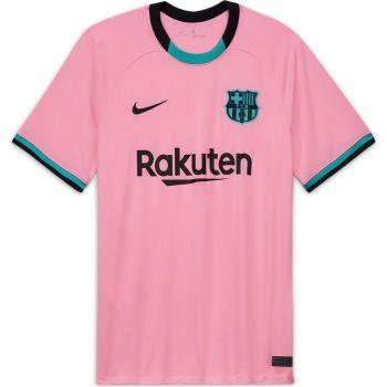 Nike FCB M NK BRT STAD JSY SS 3R, moški nogometni dres, roza