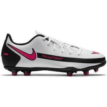 Nike JR PHANTOM GT CLUB FG/MG, otroški nogometni čevlji, bela