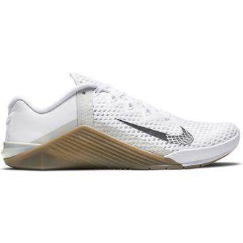 Nike METCON 6, moški fitnes copati, bela